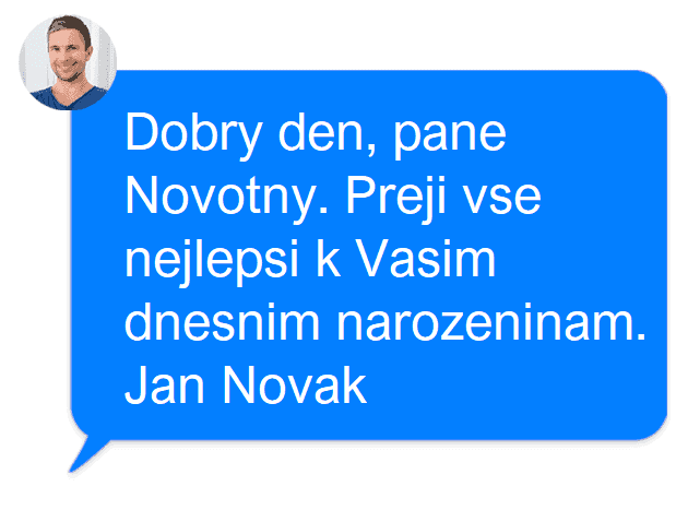 Narozenini-SMS