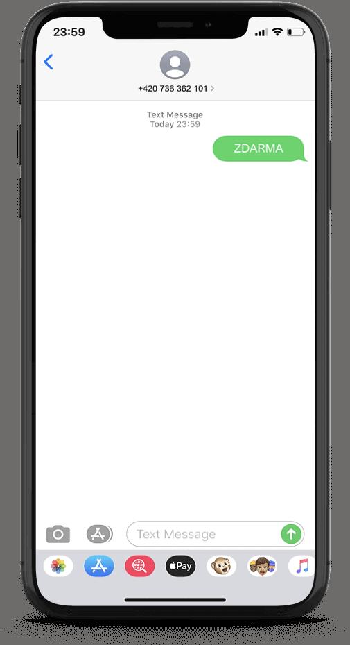 zdarma-SMS-registrace